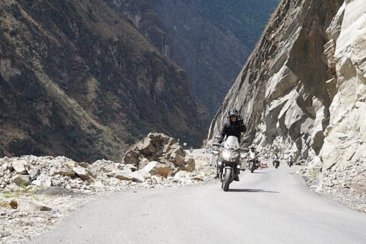Motorcycle Tour China (Tibet)