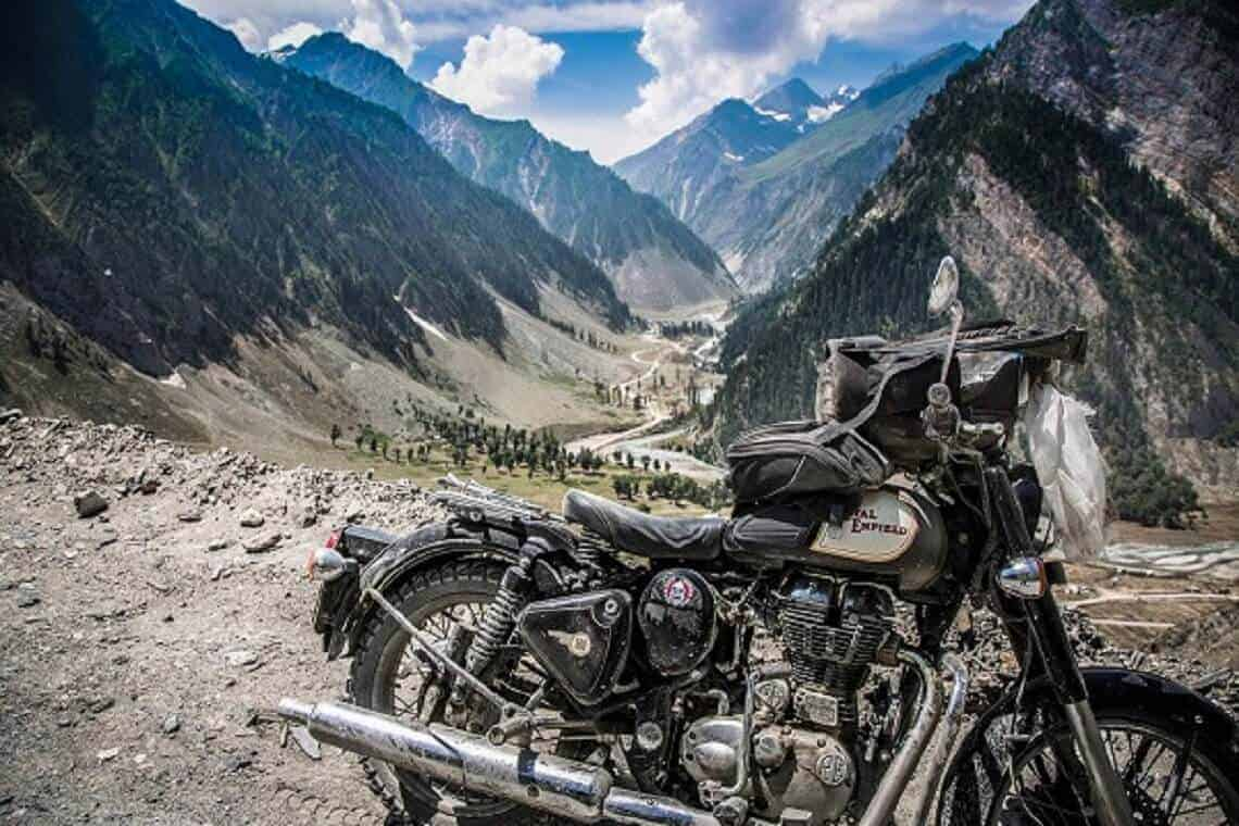 Motorcycle Tour Himalaya