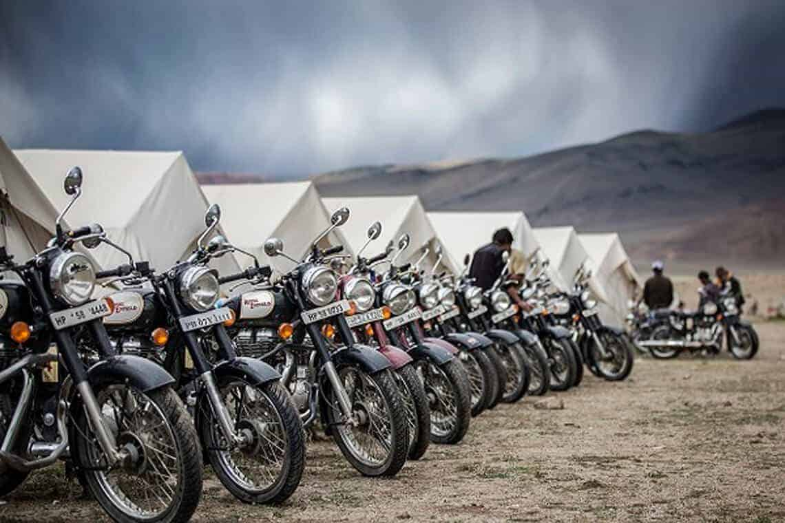 15 Day Tour (The Great Himalaya Ride)