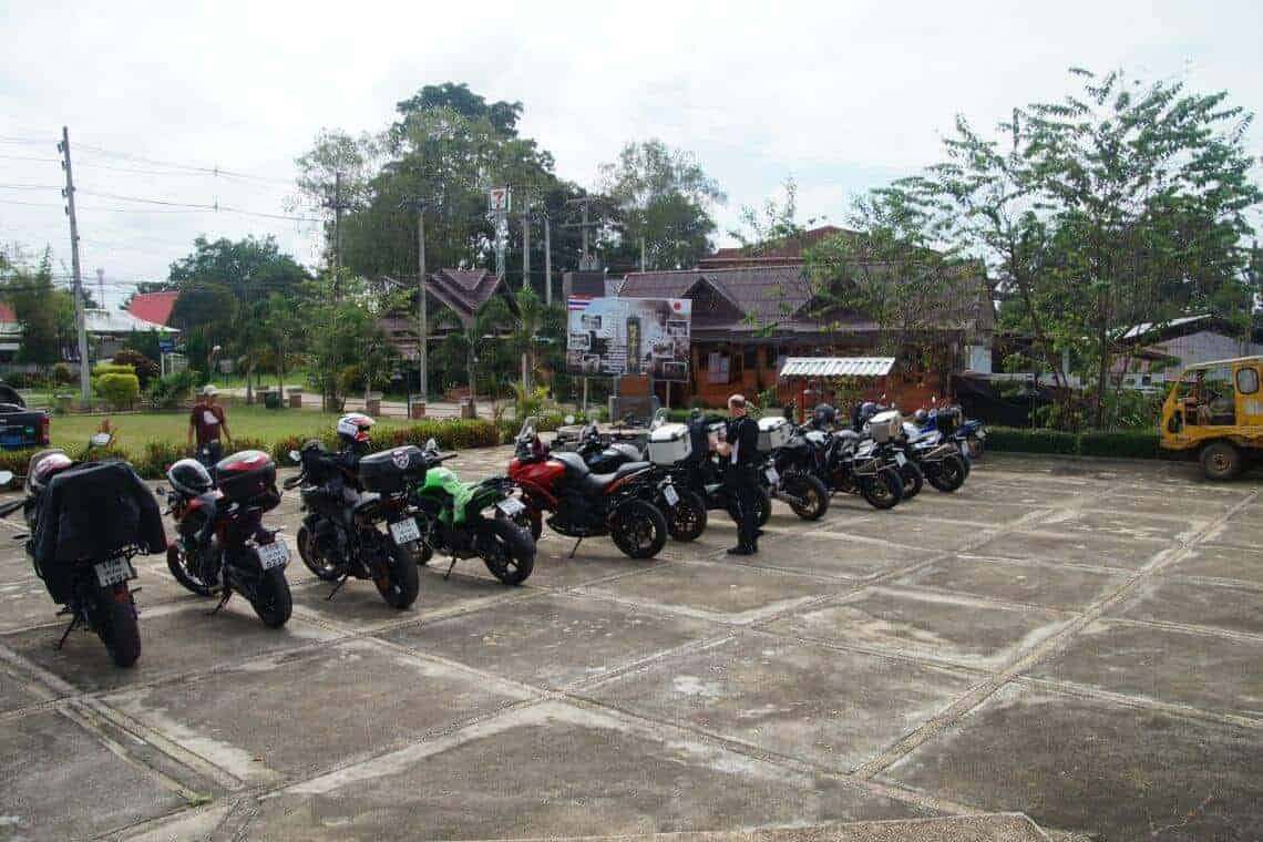 Motorcycle Tours Chiang Mai