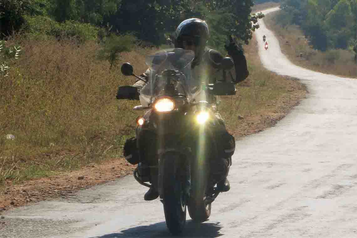 19 Days Of Blissful Experience - Riding Through The Mesmerizing Thailand And Myanmar