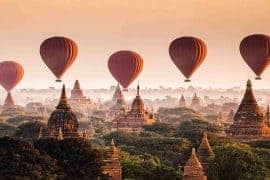 19 Day Tour (Thailand & Myanmar)