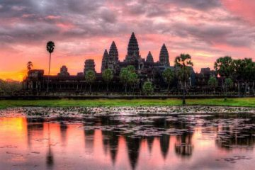 10 Day Tour (Thailand & Cambodia)