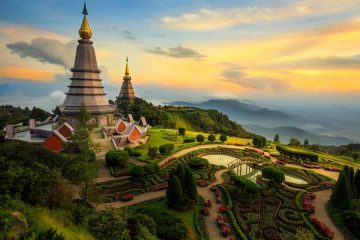 1 Day Tour (Doi Inthanon)