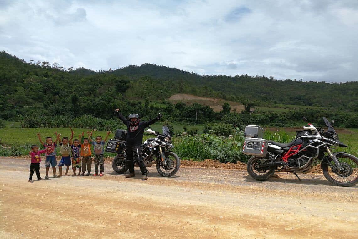 Motorbike Tours Southeast Asia