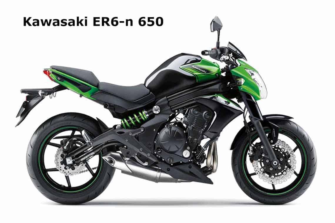 Kawasaki ER-6n 650