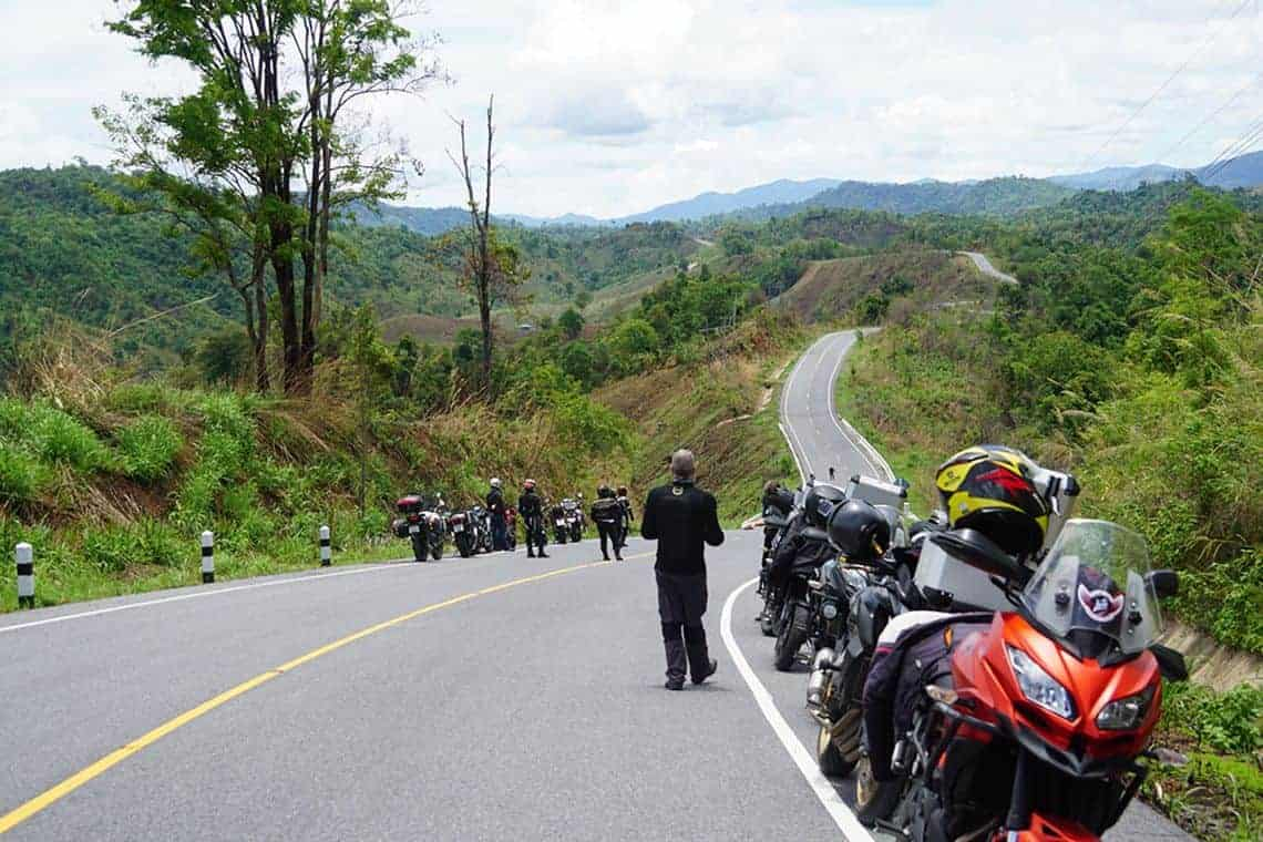 6 Tips for Your First Open Road Long Bike Ride Across Thailand