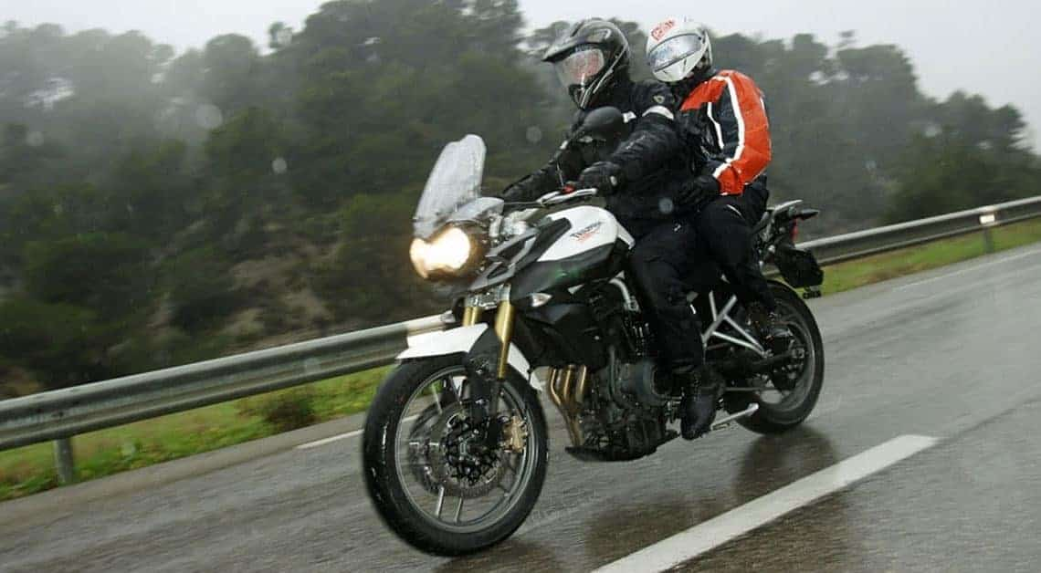 7 Tips For Riding Your Motorcycle in the Rain in Asia – Because the Adventure Cannot Stop