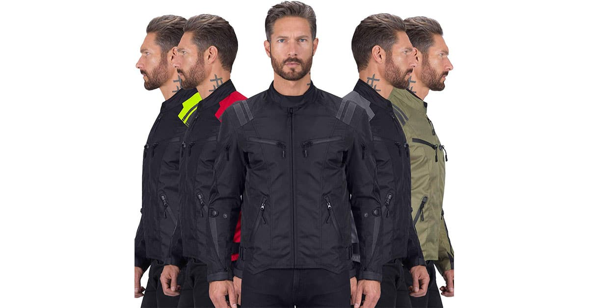 Top 5 Motorcycle Jackets: Ride with Style and Safety