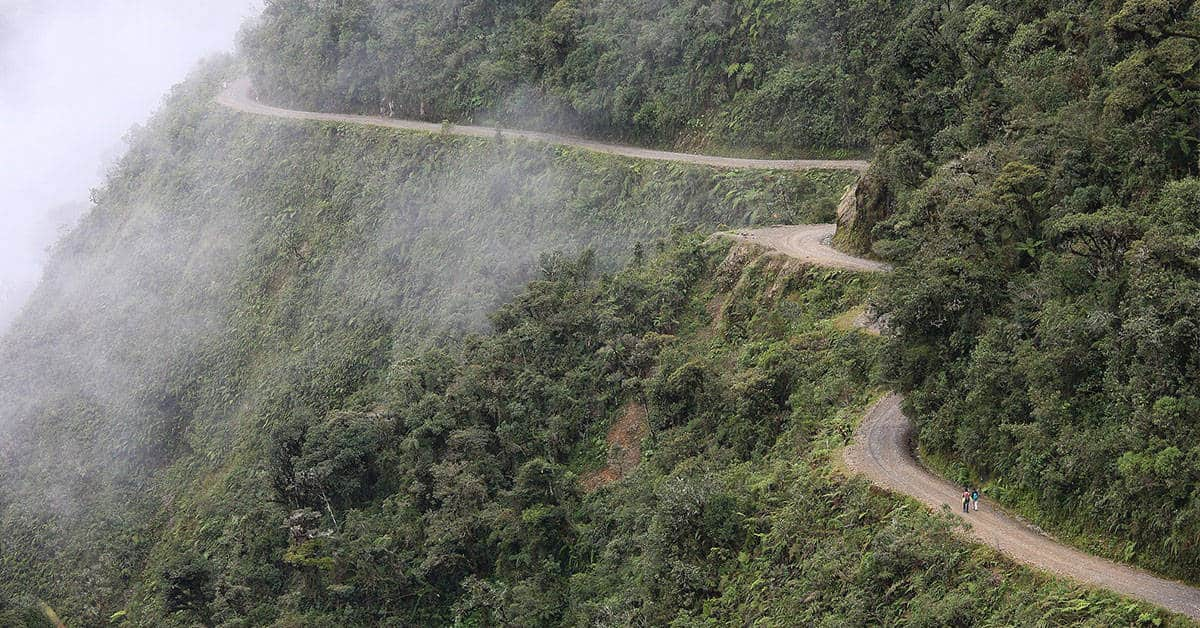 The 7 Most Extreme Road Trips in the World