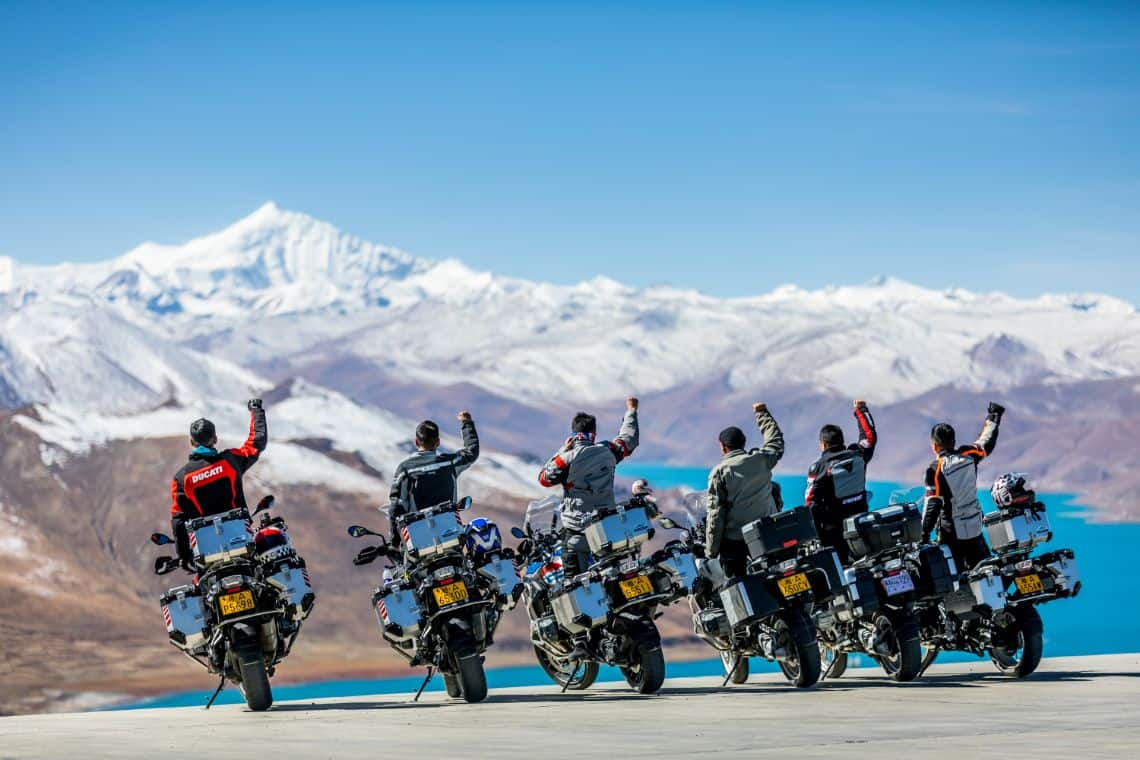 Lhasa to Everest